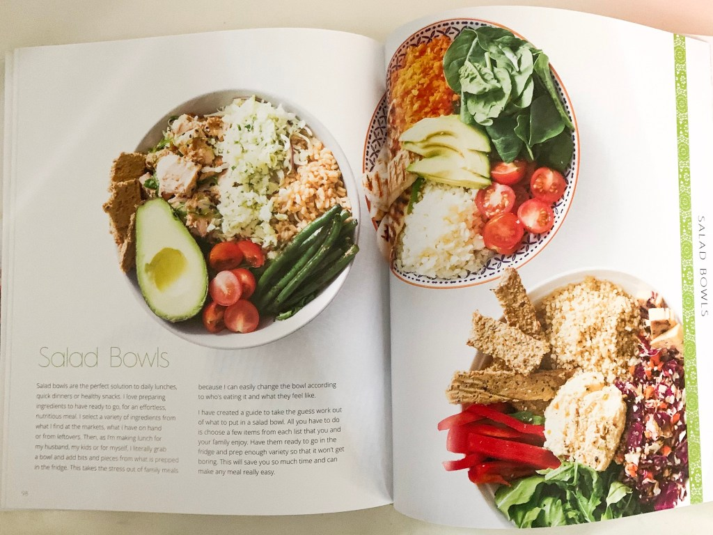 Salad Bowl Cookbook