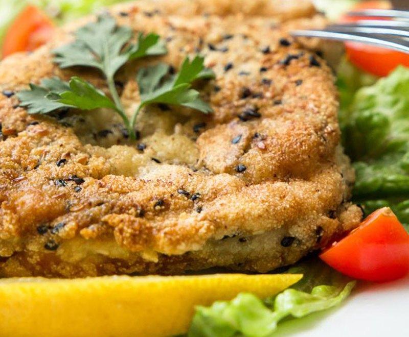 A Grain Free Chicken Schnitzel Recipe For Your Thermomix