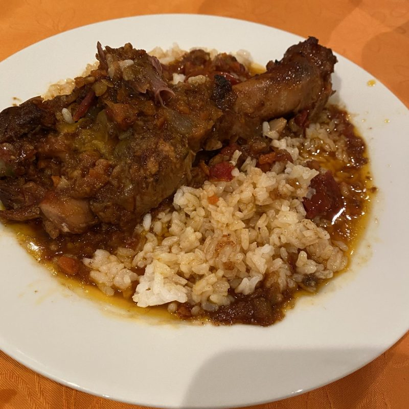 Slow cooked Lamb Shank Recipe Converted For Your Thermomix
