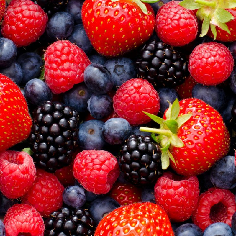 Wild About Berries Recipe For Your Thermomix