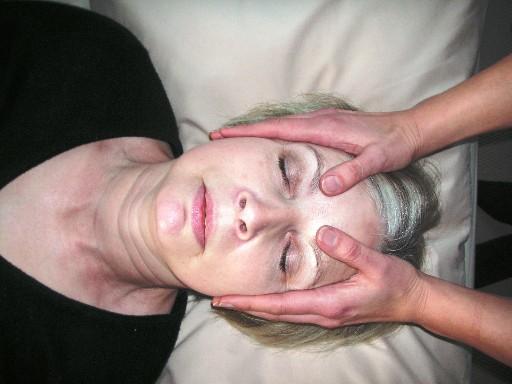 Fay Johnstone Reiki Treatment