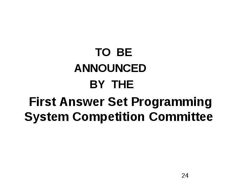 Introduction beginnings logic programming