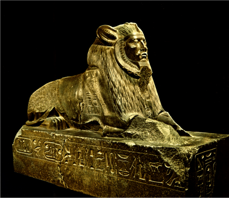 Sphinx of Amenemhat III