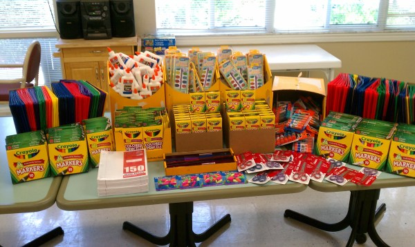 2014 School Events Free Supplies & Fun Fayetteville Nc Faytoday