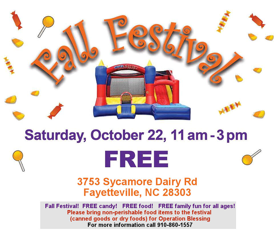 free events in fayetteville nc