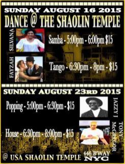 Dance Workshops in AZ, with Fayzah