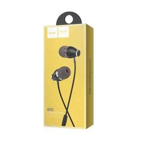 hoco m28 black ariose ακουστικα με μικροφωνο 1
