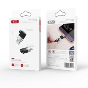 XO NB149A ΑΝΤΑΠΤΟΡΑΣ MICRO USB TO TYPE C