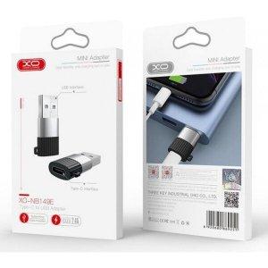 XO NB149E ΑΝΤΑΠΤΟΡΑΣ TYPE C TO USB2.0