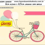 provencal bike party templates
