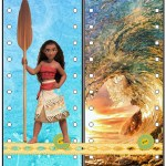 Moana Disney Templates
