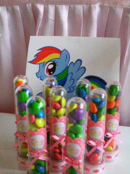 Tema My Little Pony  Festa da Leitora Daniele Garcia