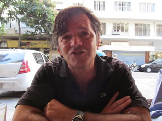 Gianni Carta, cientista político e jornalista, é correspondente da revista CartaCapital baseado em Paris: cobre eventos políticos na Europa e no Oriente Médio. Foto: Eduardo Sá