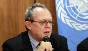 Frank La Rue, subdiretor geral adjunto da Unesco para a Comunicação e Informação (Foto: Nodal)