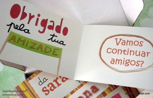 cartões de amizade