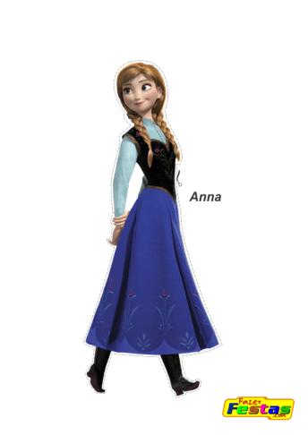 Anna-Frozen Frozen