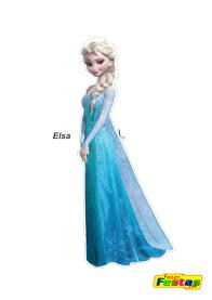 Elsa-Frozen Personagens Frozen