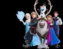 Frosen-sem-fundo-02 Personagens Frozen