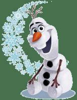 Olaf-Frosen-sem-fundo-05 Personagens Frozen