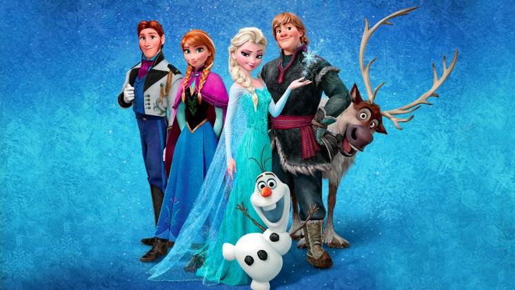 Wallpapers-frozen-09 Papel de Parede Frozen