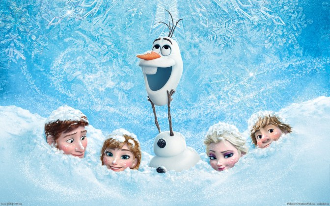 Wallpapers-frozen-10 Papel de Parede Frozen