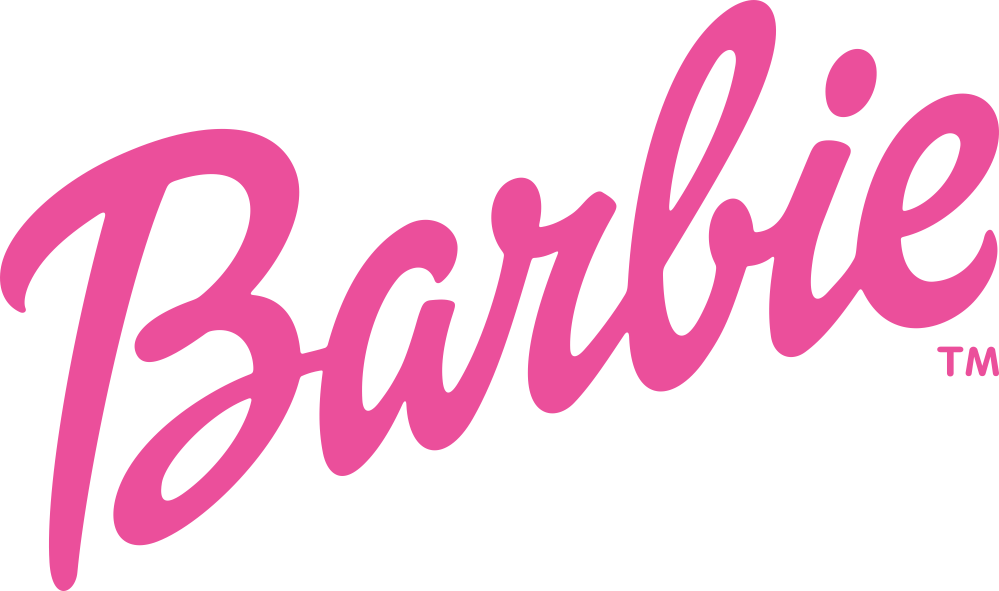 Barbie-Logo-Fundo-Claro-01 Logo - Barbie