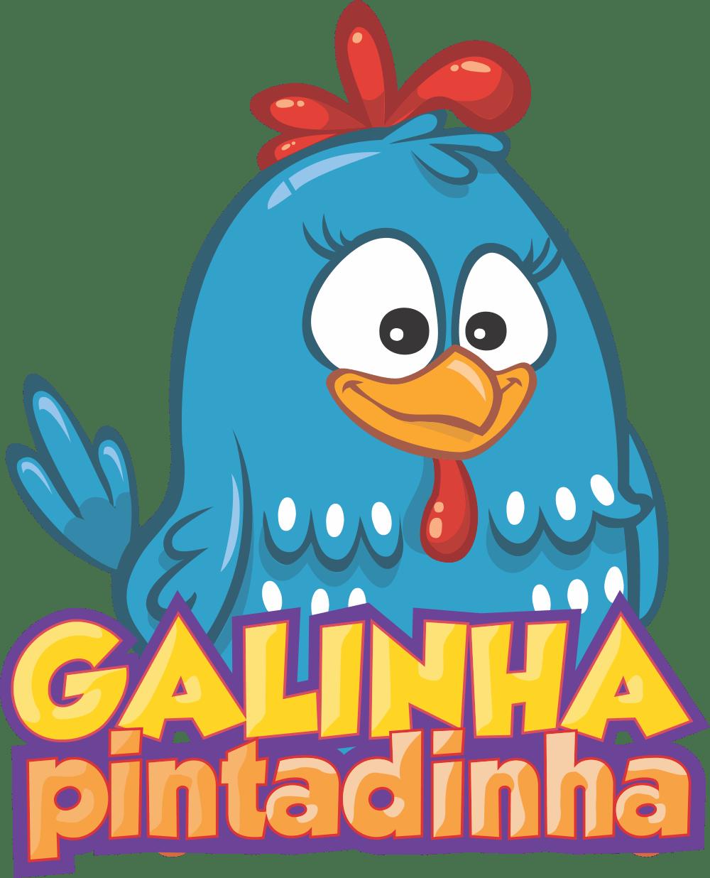 Galinha-Pintadinha-Logo-01 Logo - Galinha Pintadinha