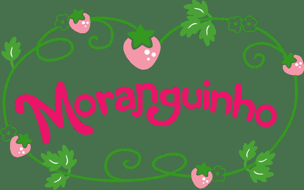 Moranguinho-Logo-Fundo-Claro Fonts da Moranguinho