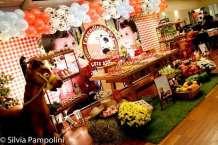 aniverssário-infantil-decoração-tema-festa-fazendinha-17 Idéias para festa Infantil com tema Fazendinha para meninos e meninas