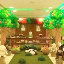 aniverssário-infantil-decoração-tema-festa-fazendinha-29 Idéias para festa Infantil com tema Fazendinha para meninos e meninas
