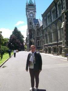 #experiência – Cynthia Noce, Dunedin, NZ