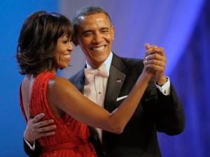 Barack Obama toma posse pela segunda vez