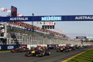F1 na Austrália!