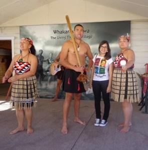 #experiência: Ana Cris Vieira, Wellington, NZ