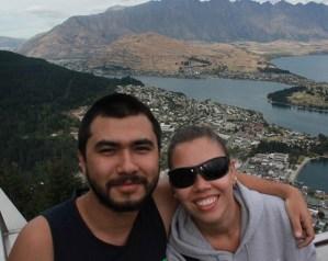 #experiência – Maria Emília Galam, Christchurch, NZ