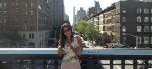 Experiência: Juliane de Melo Silva, New York, USA