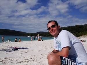 A paradisíaca Whitsundays