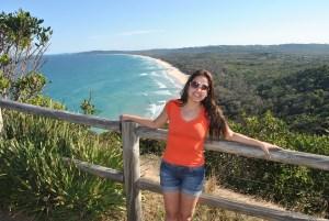 #experiência: Roberta Quaglio, Sydney, AU