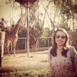 #experiência: Caroline Castro Costa, San Diego, CA