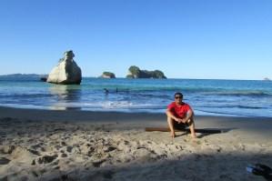 #experiência: William Nunes, Auckland, NZ