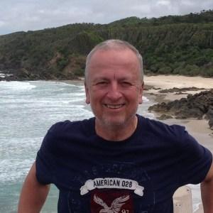 #experiência: Emílio Roberto Wild, Byron Bay, AUS