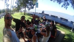 #experiência: Paulo e Cíntia, Cairns, AU