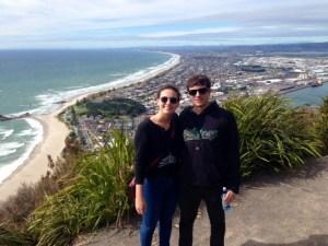 #experiência: Larissa Granata Conceição, Tauranga, NZ