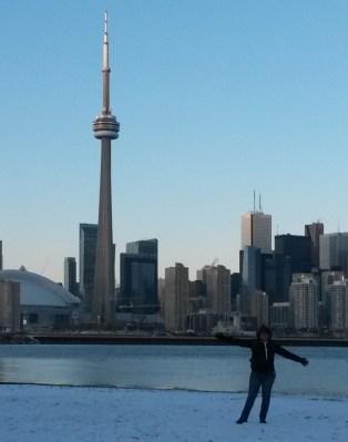 #experiência: Simone Pires do Nascimento, Toronto, CN