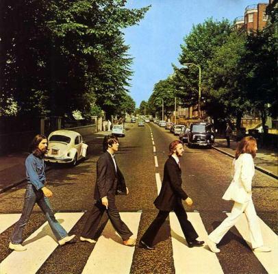 Abbey Road, uma das ruas mais famosas de Londres e do mundo