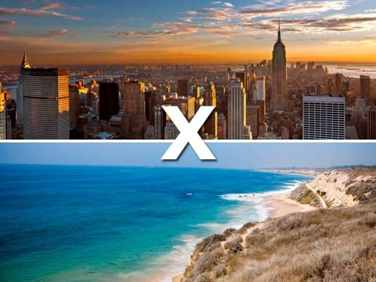 Estados Unidos: Nova York x San Diego