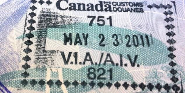 Visto para o Canada