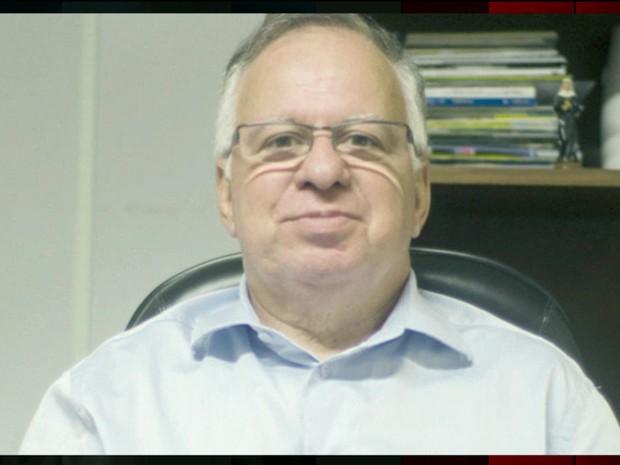 GNews - Coronel acusado de pedofilia (Foto: Reprodução/GloboNews)