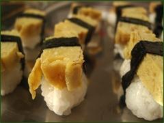 Como fazer Sushi Tamago
