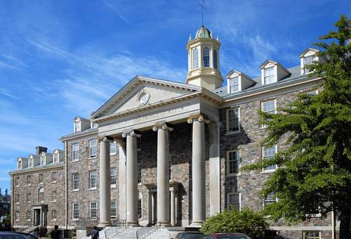King's College campus buildings